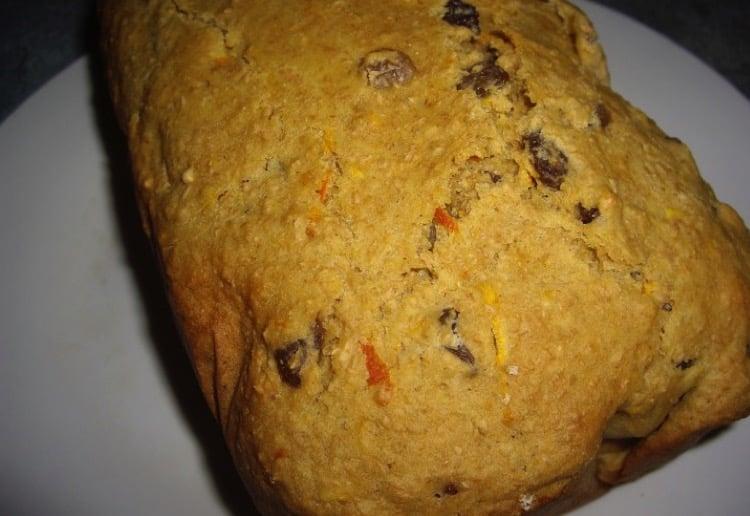 Orange and Sultana Loaf