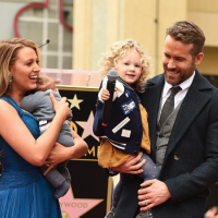 Blake Lively & Ryan Reynolds reveal the name of their second bub