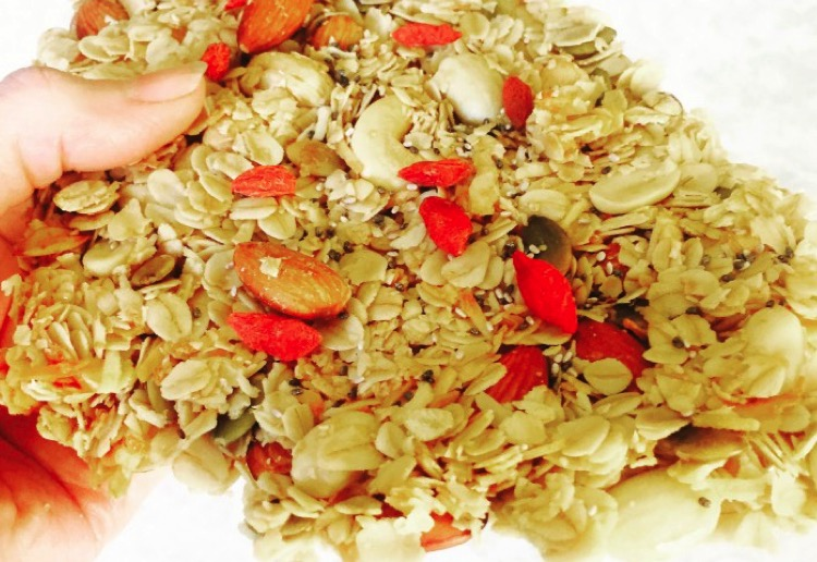 Danielle reviewed Healthy Granola