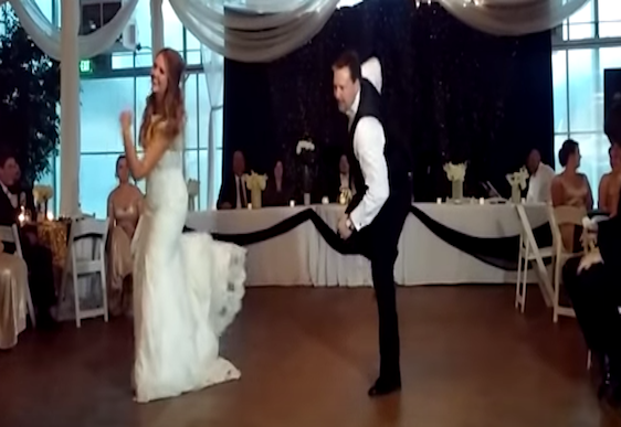 Video: Dad and daughter's special wedding dance compilation