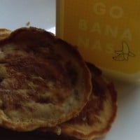 Pikelets Go Bananas