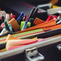 Parents Question Strange Items on Kids' School Stationery Lists