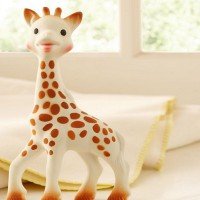 WARNING over popular Sophie the Giraffe teething toy