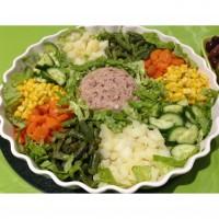 Moroccan salad 1