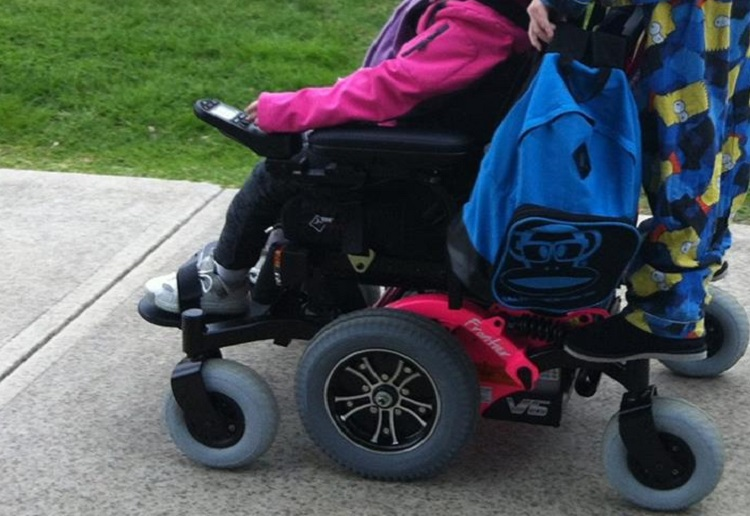 Mum shares letter encouraging families to be open about disabilities