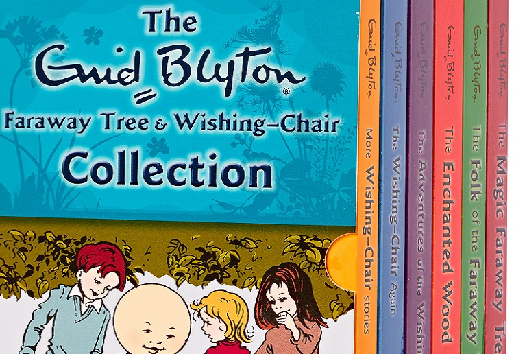 Parents share concerns over Enid Blyton's sexist and rude characters