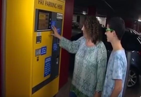 Teenager has Sydney hospital parking win