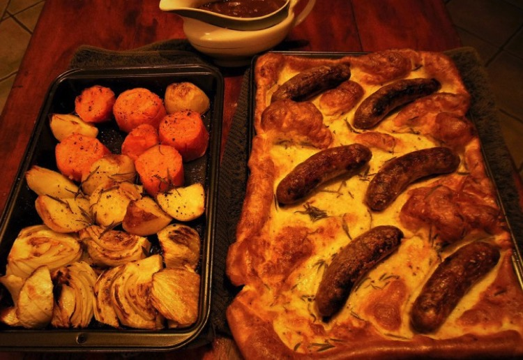 youngoldlady reviewed Toad in the Hole