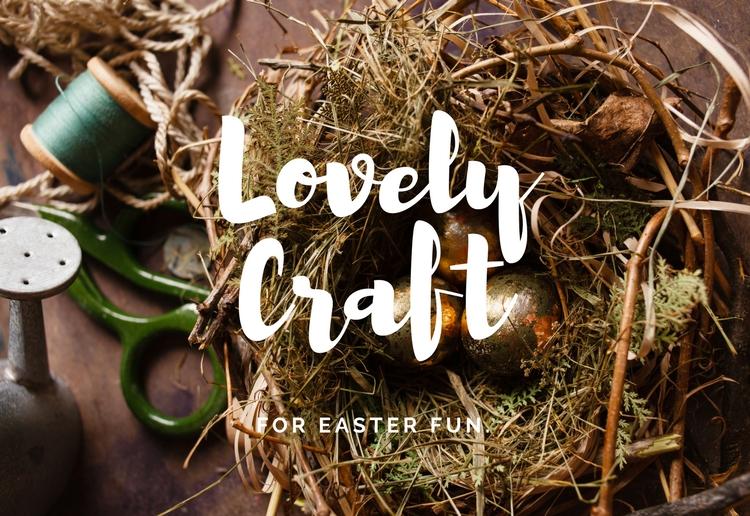 6 fun Easter crafts