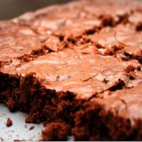 Slow cooker brownies!