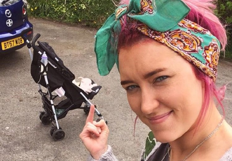 "Mum horrified when she was introduced to the world of ""Pram Snobbery"""