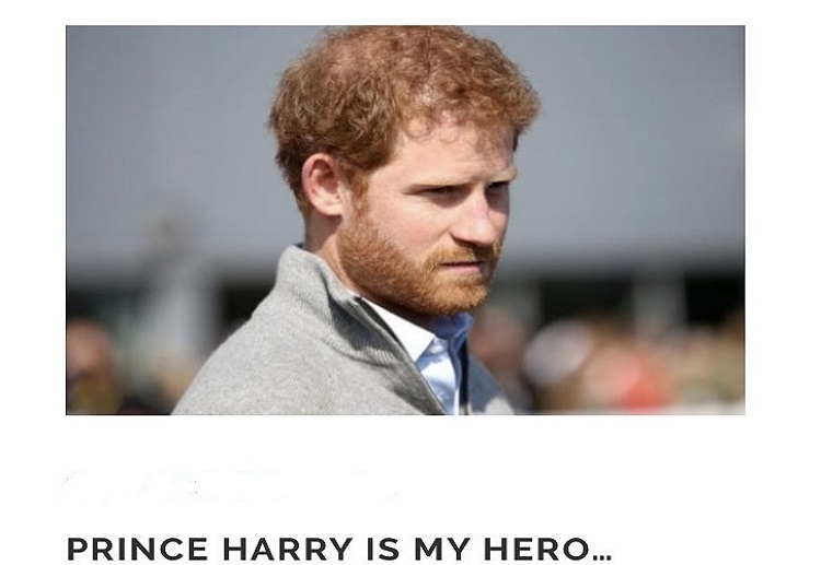 Grief stricken mum proud Prince Harry shared his own story of grief