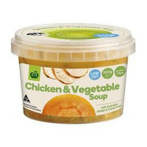 woolworths soup review_chicken and vegetable soup_300x300