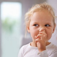 Why we should be letting kids pick their nose