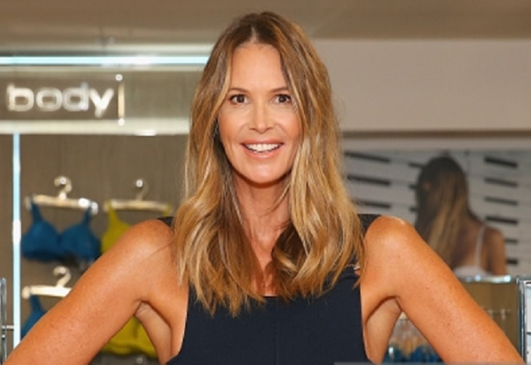 Elle Macpherson urges mums to shed the baby weight slowly