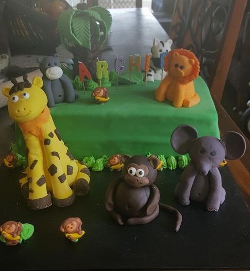 The Great Australian Birthday Cake Book