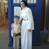 Star wars dress up/cosplay