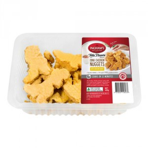 inghams dino chicken nuggets with corn and carrot_rate it_500x500
