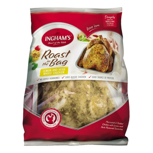 inghams roast in the bag whole chicken lemon and herb_rate it_500x500