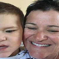 Every night this mum goes to bed hoping her son wakes in the morning