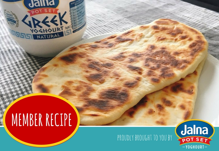 4 Ingredients Jalnaan Bread