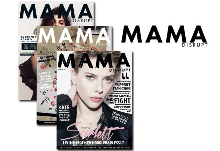 Win 1 of 10 Mama Disrupt Subscriptions