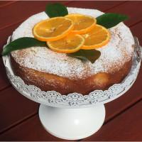 Whole Orange Cake