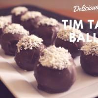Tim Tam Balls