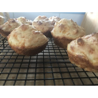 Worlds Easiest Cheese Muffins
