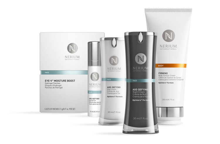 A review for WIN 1 of 2 $635 Skincare Packs from Nerium
