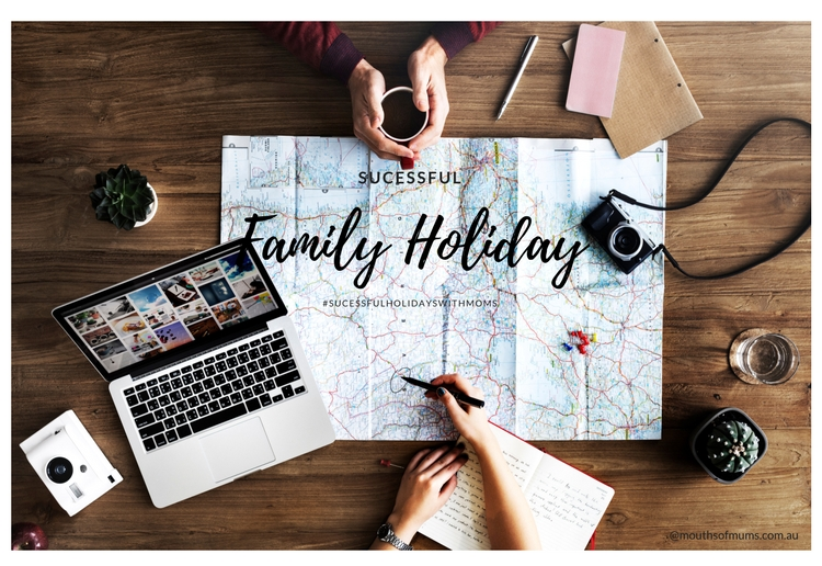 mom90758 reviewed 7 Tips for a Successful Family Holiday