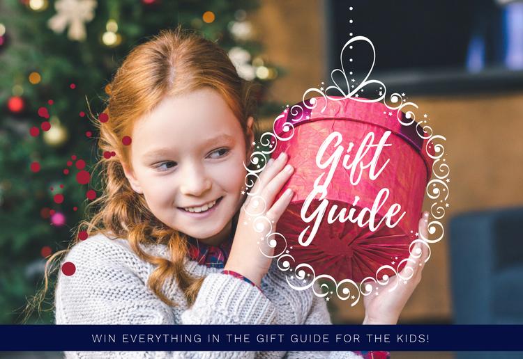 Win MoM's 2017 Kids Gift Guide Hamper!