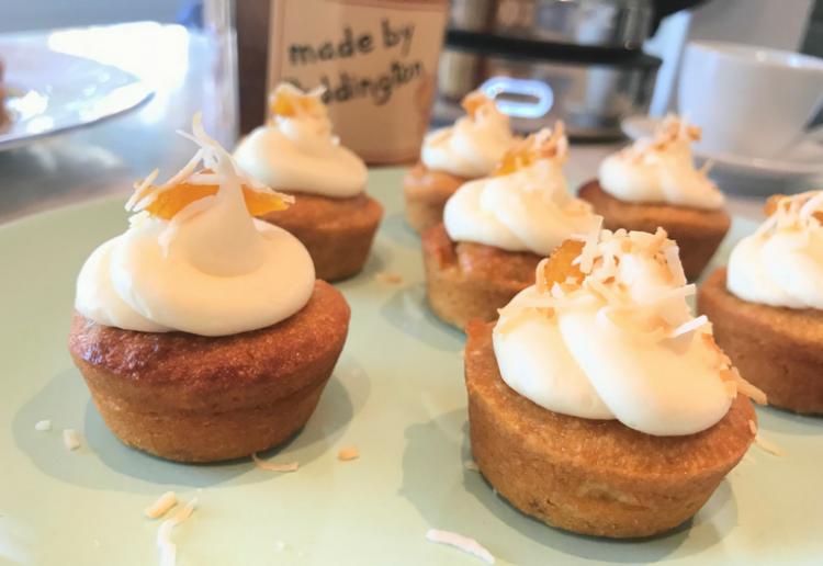 Baby Marmalade Cakes
