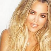 Khloe Kardashian Bares all in Maternity Shoot
