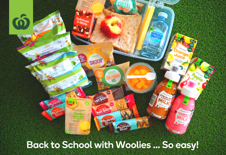 Woolworths Back to School