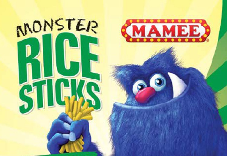 RECALL issued for Mamee Monster Rice Sticks