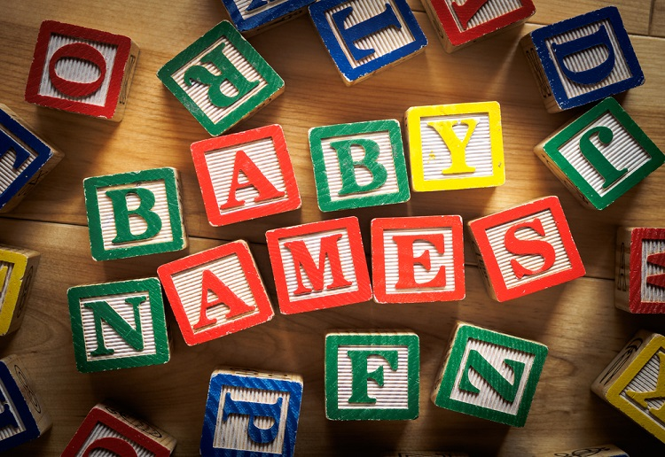 Most Popular Boys Names of 2019