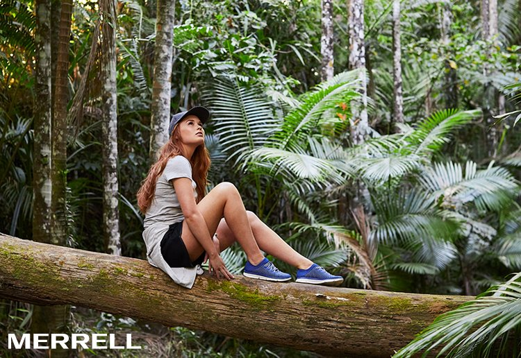 WIN 1 of 3 pairs of ZOE by Merrell, versatile, everyday adventure shoes.