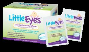 Little Eyes Box and Sachet