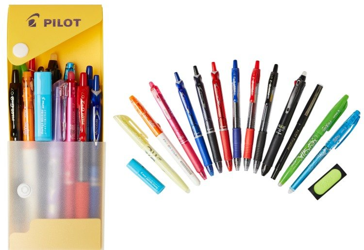 mom285379 reviewed Win a Back to School prize pack with Pilot Pen!
