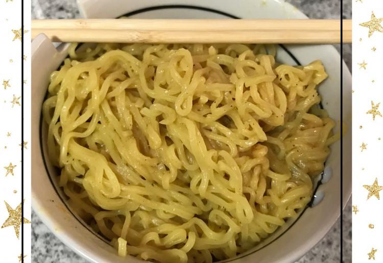 Cheats Satay Chicken Noodles