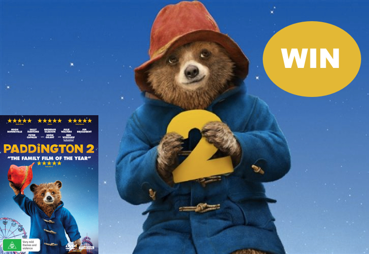 Win One of 30 Paddington 2 DVDs