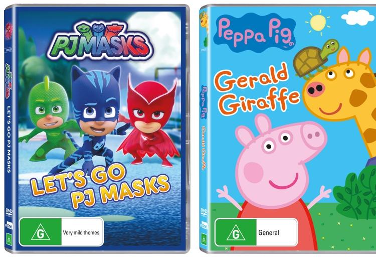 Awesome PJ Masks & Peppa Pig Prize Packs Up For Grabs