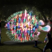 The Best Places To See VIVID Sydney With Kids