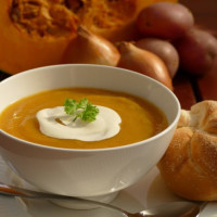 Rob's Pumpkin Soup (With A Twist)