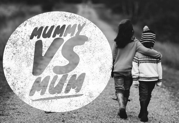 "Dad Tells Kids They are ""Too Old"" to use 'Mummy' or 'Daddy'"