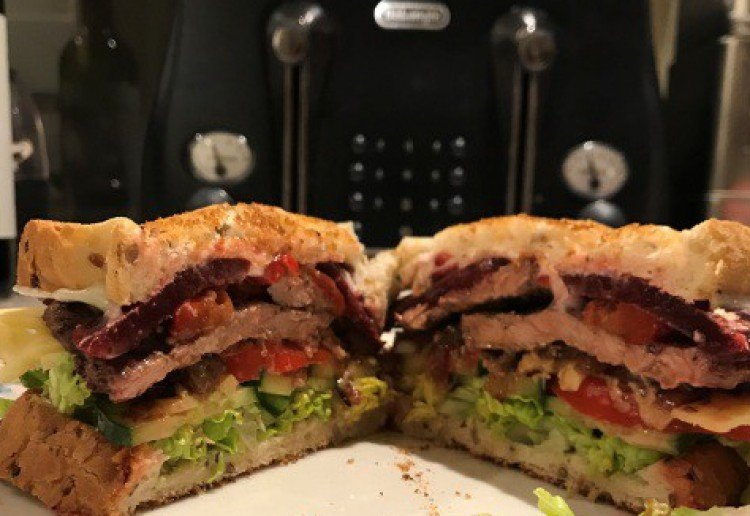 Gourmet Steak Sandwiches