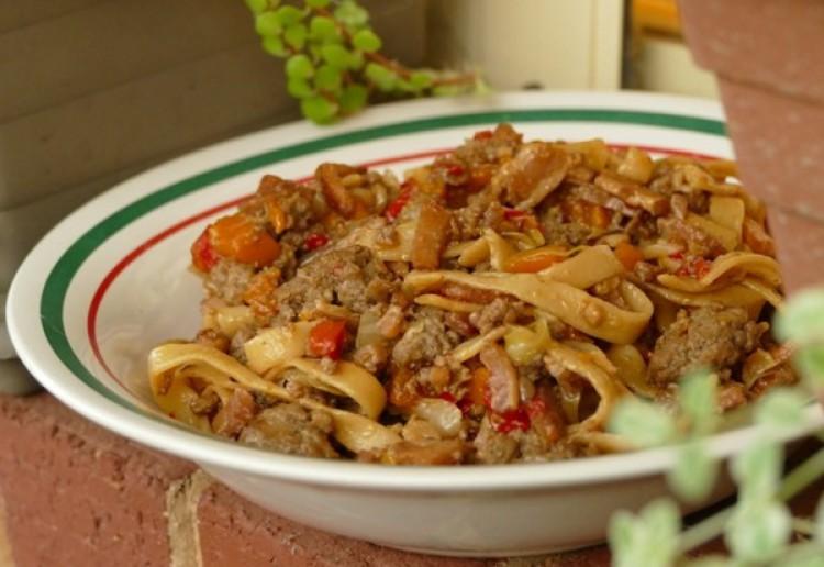 Barmi (Mince Dish)