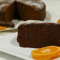 Chocolate Whole Mandarin Cake