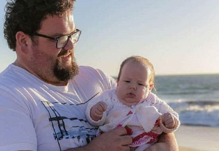 Dad Forced to Change Baby in Mens Toilet After Women Abused Him